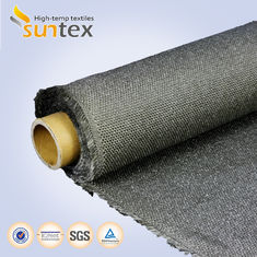 800C Degree Stainless Steel Wire Fiberglass Fabric Roll For Thermal Insulation Mattress